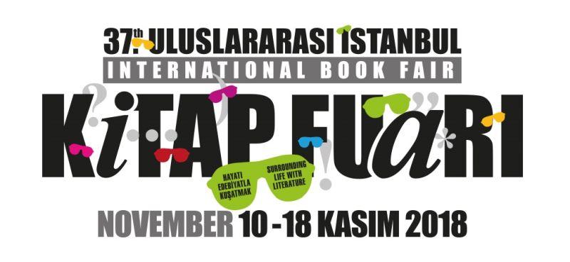 37. Uluslararasi Istanbul Kitap Fuari